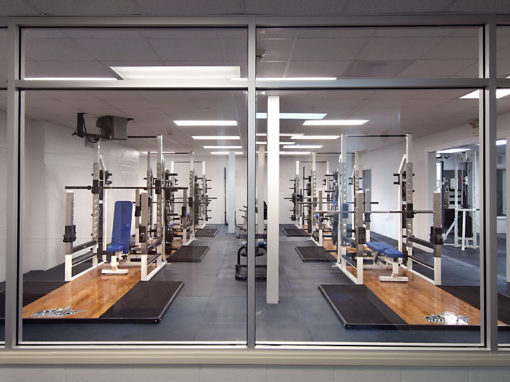 Pace Academy Weight Room Renovation
